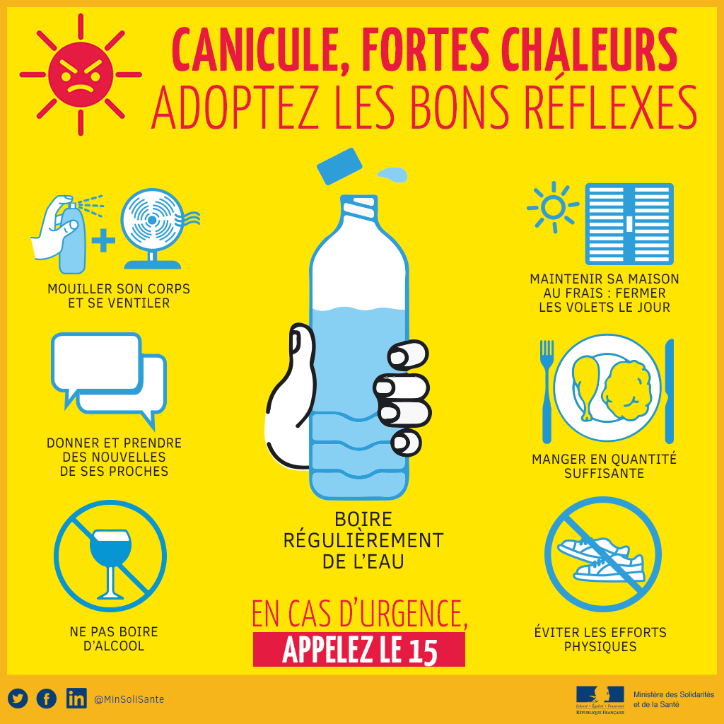 2017 plan national canicule SPF 0